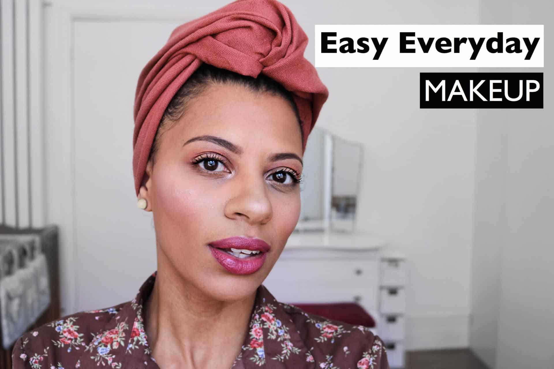 eleanor j'adore - easy everyday makeup tutorial