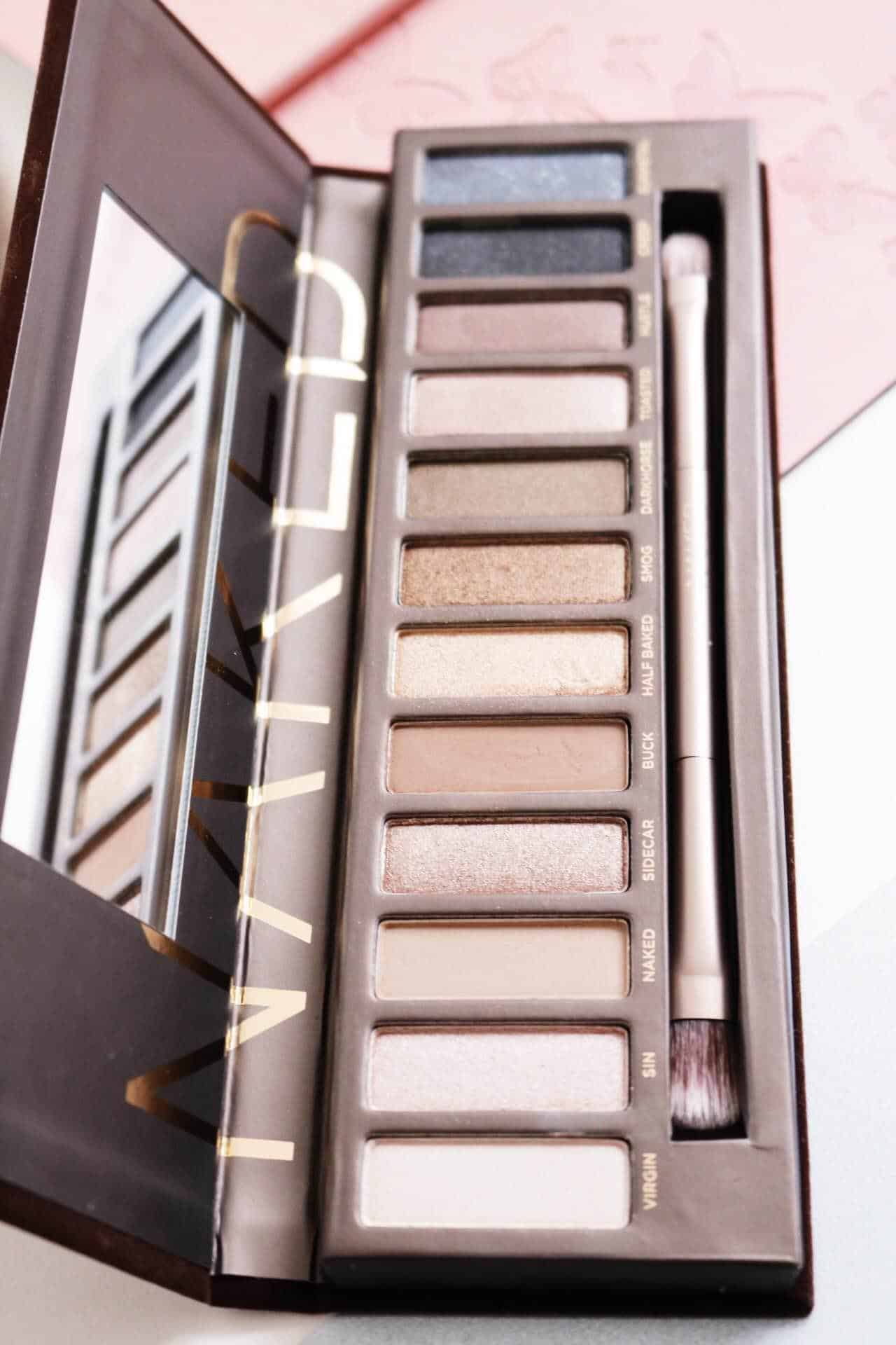 eleanor j'adore - My Urban Decay Eyeshadow Palette Collection