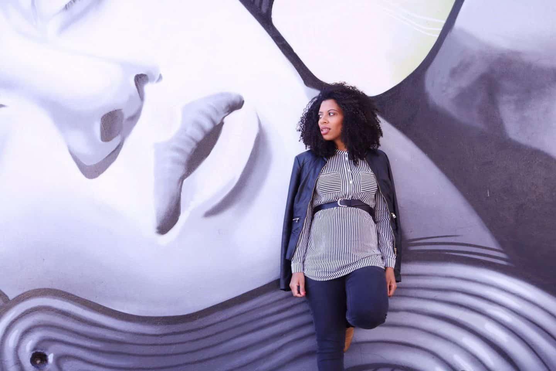 eleanor j'adore - Style the Bump: Black and White