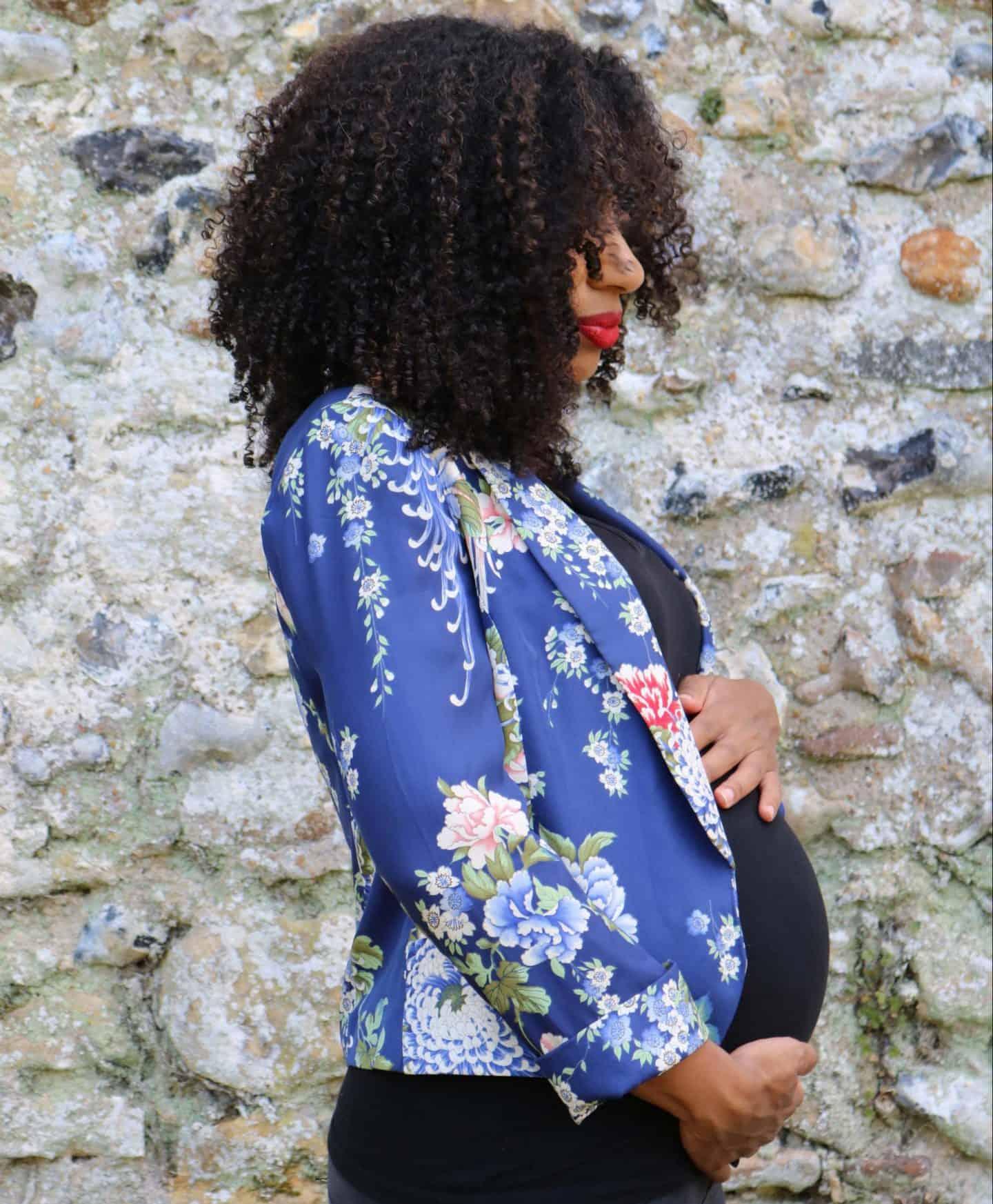 eleanor j'adore - Pregnancy Update