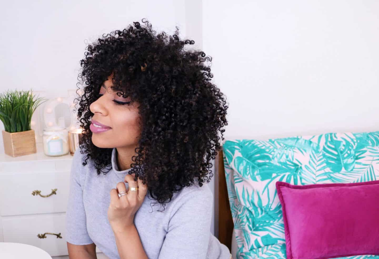 eleanor j'adore - curly hair hacks