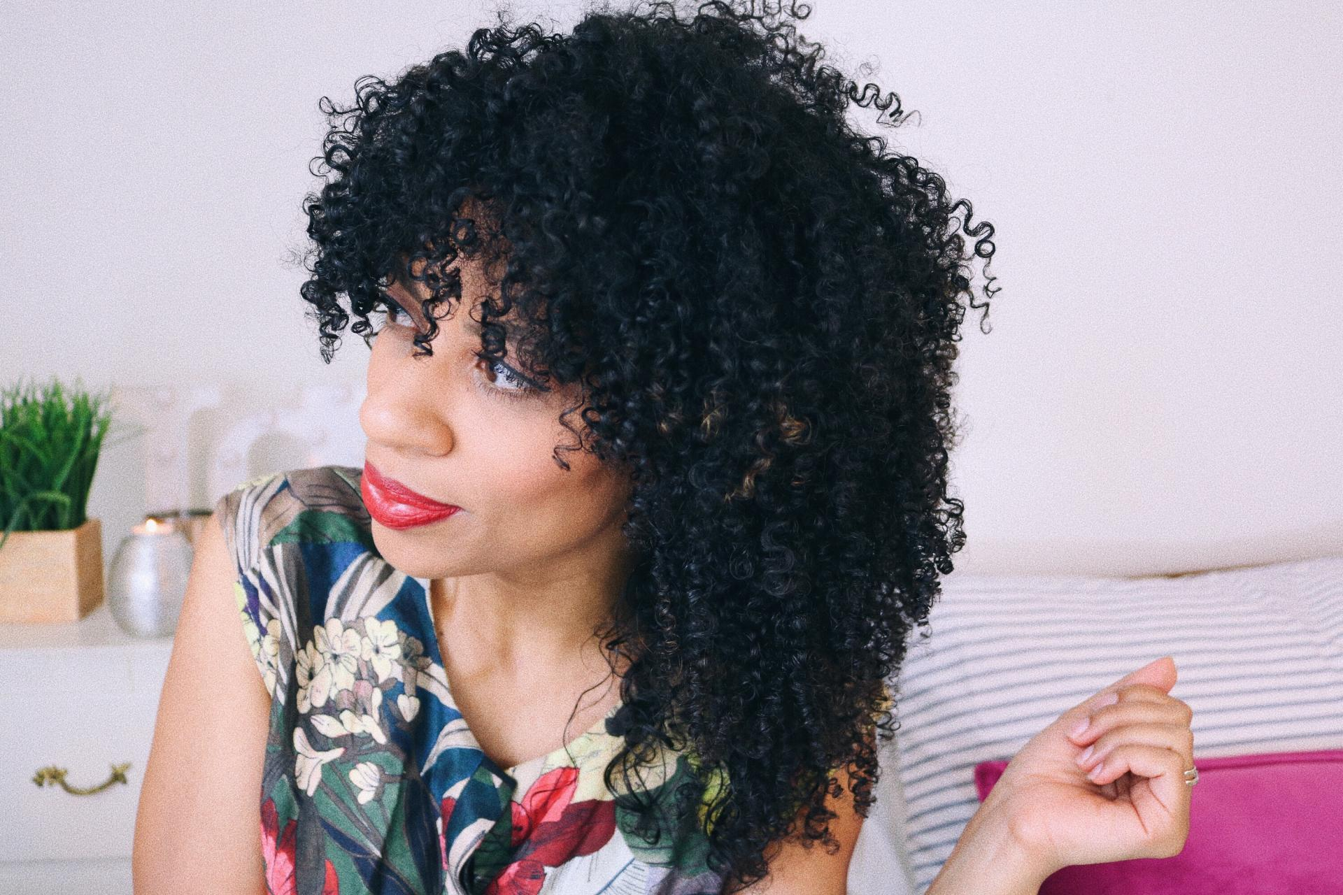 eleanor j'adore - As I Am Naturally Long and Luxe Wash and Go Tutorial