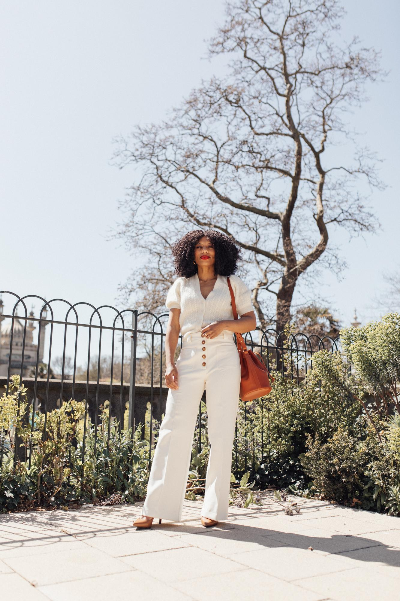 THE BEST HIGH-WAISTED TROUSERS TO HELP YOU LOOK TALLER